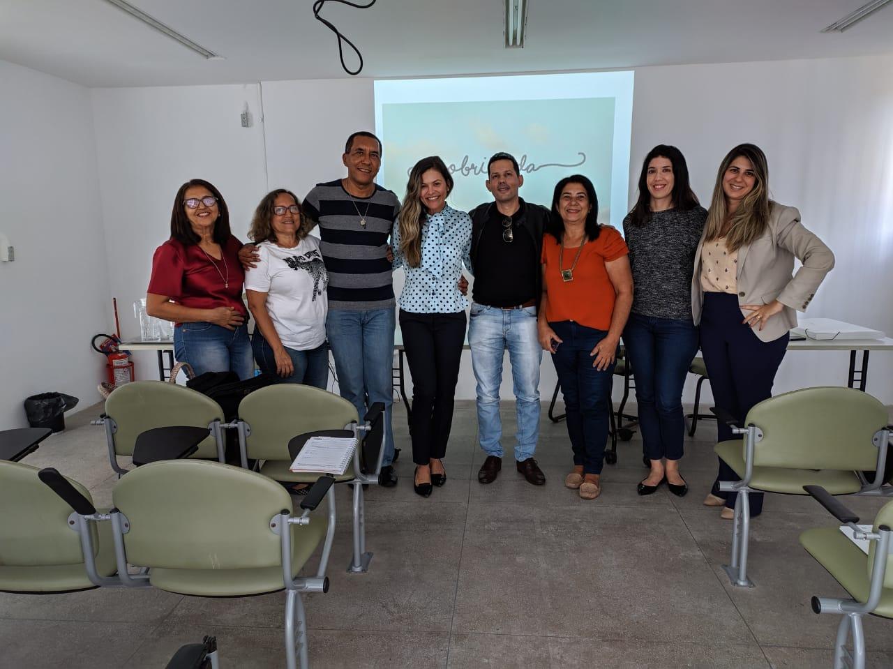 PROGRAMA DE CAPACITAÇÃO DE SERVIDORES E DOS CONSELHEIROS